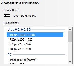 Risoluzione Chromecast SkyGo