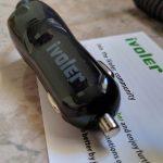 Caricabatteria da Auto iVoler Type-C