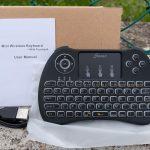 Mini tastiera con Touchpad Seneo