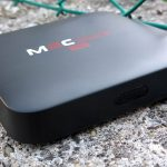 TV Box Android Bqeel M9C Max
