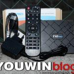 Android TV Box Bqeel T10 Pro
