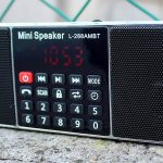 Speaker/Radio Bluetooth Prunus