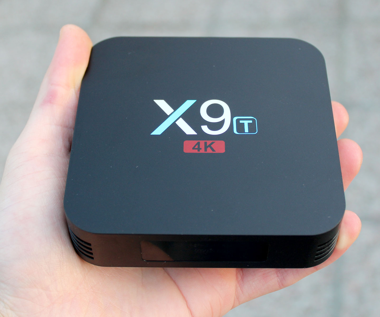 Android TV Box Bqeel X9T #Recensione