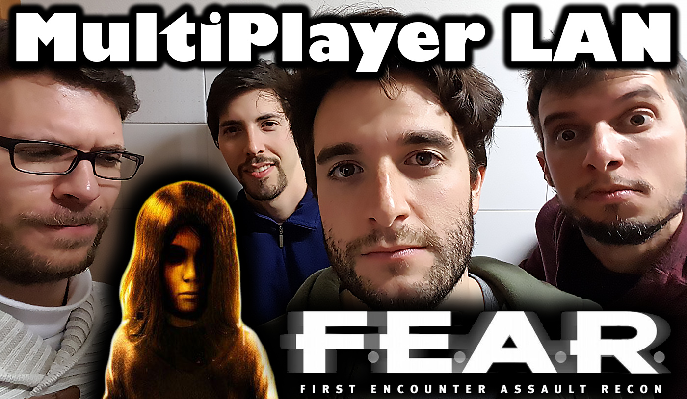 F.E.A.R.: Multiplayer LAN Gameplay