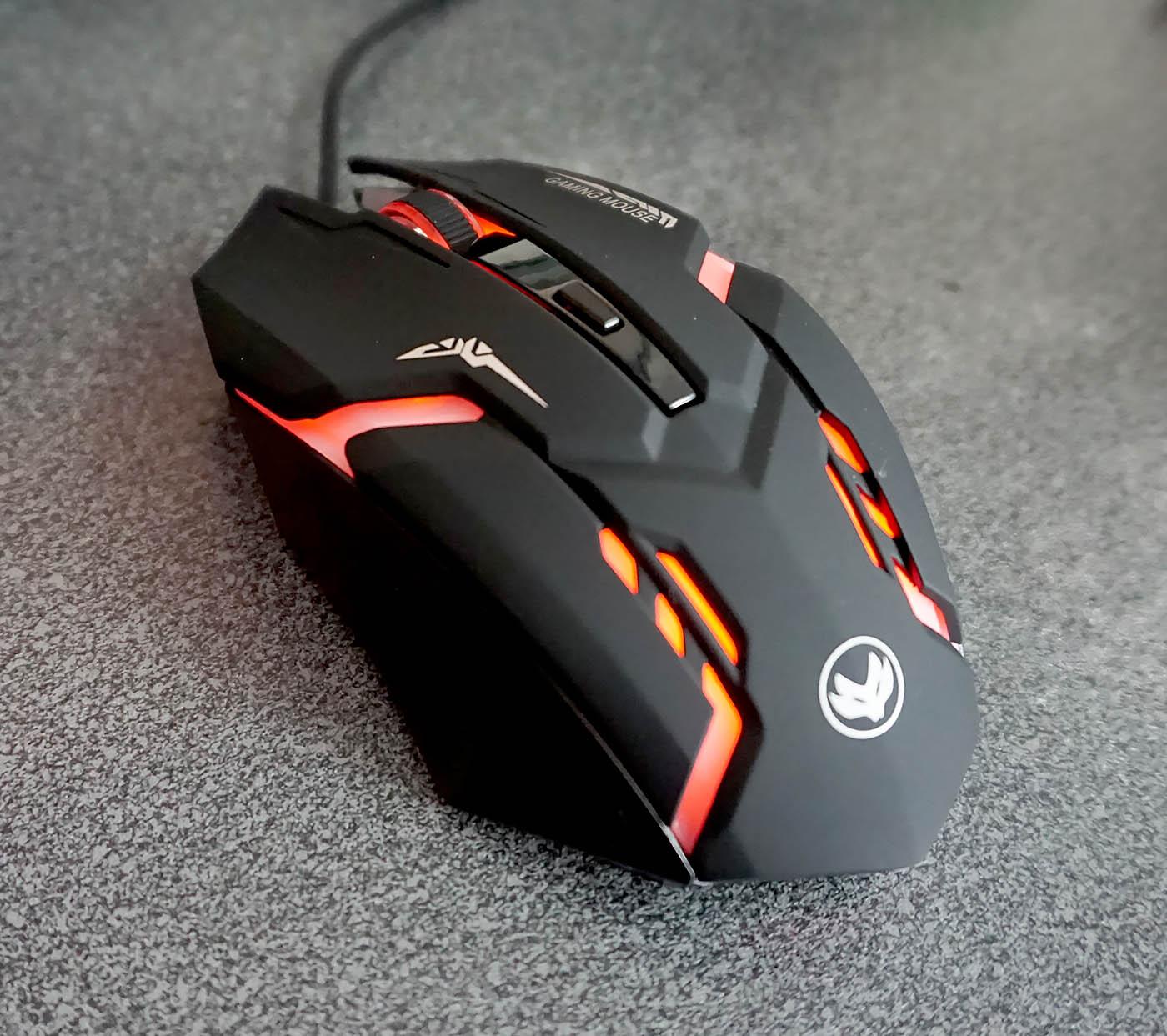 Mouse USB Yfeel V3
