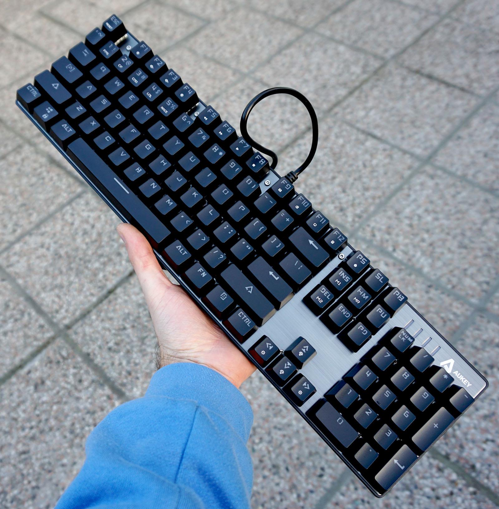 Tastiera meccanica Aukey KM-G3
