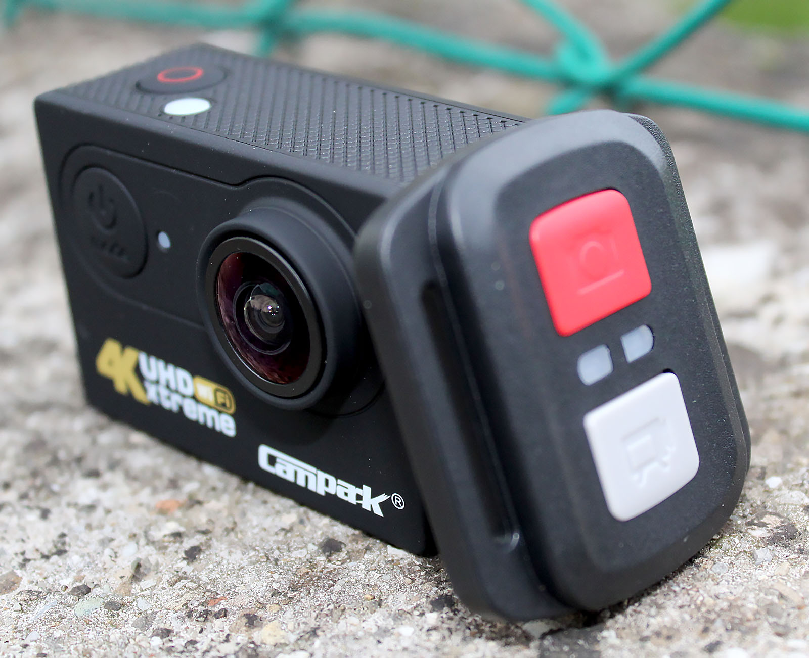 Action Cam 4K Campark ACT73R