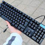 Tastiera USB Yfeel K1-WH