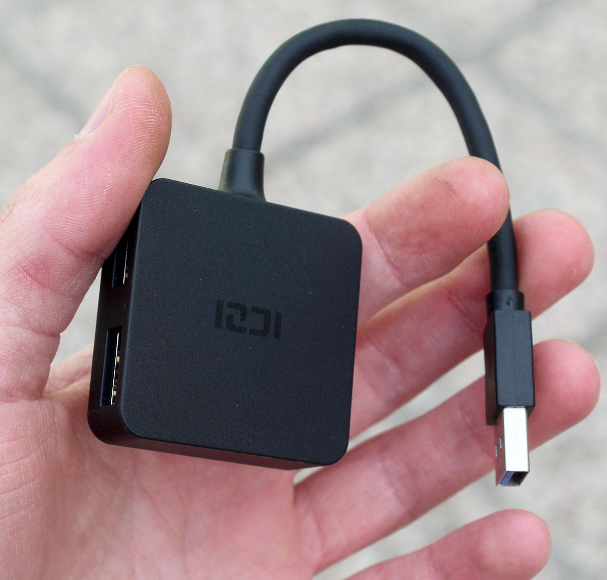 Hub USB ICZI Mod.IZEC-A60