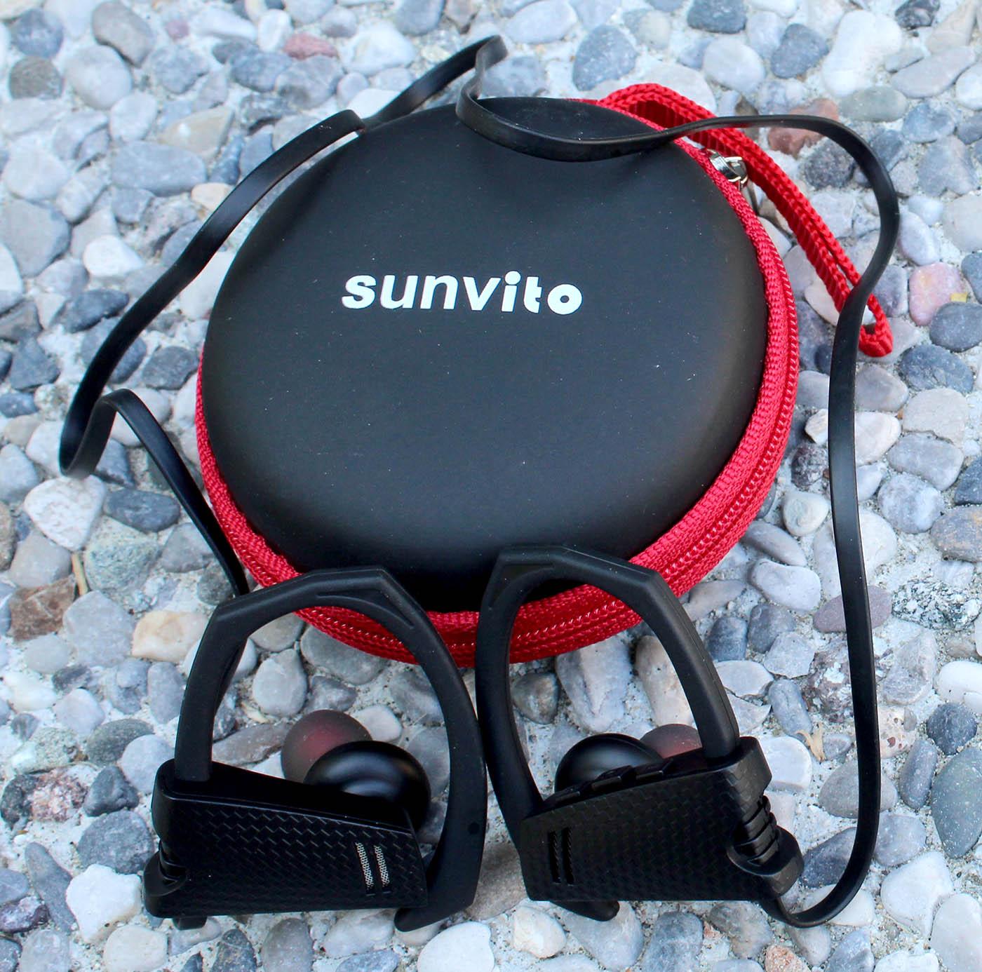 Cuffie Bluetooth Sunvito SVTQ9