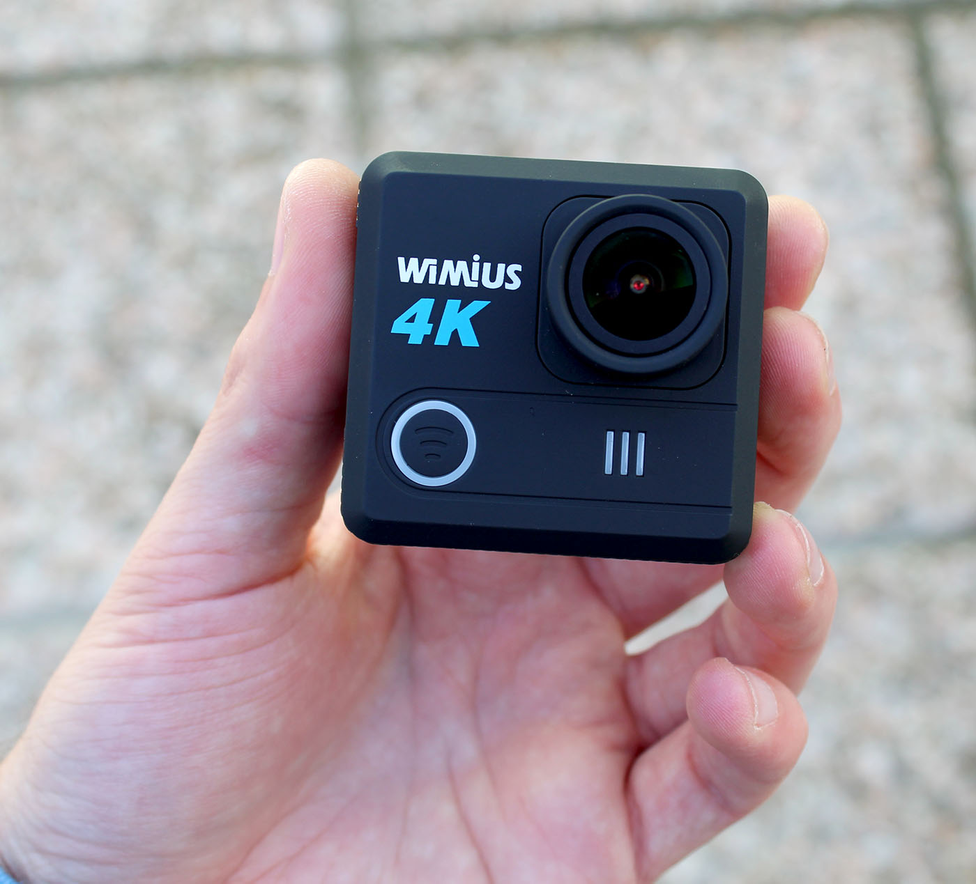 Recensione Action Cam 4k Wimius L1 Youwin Blog