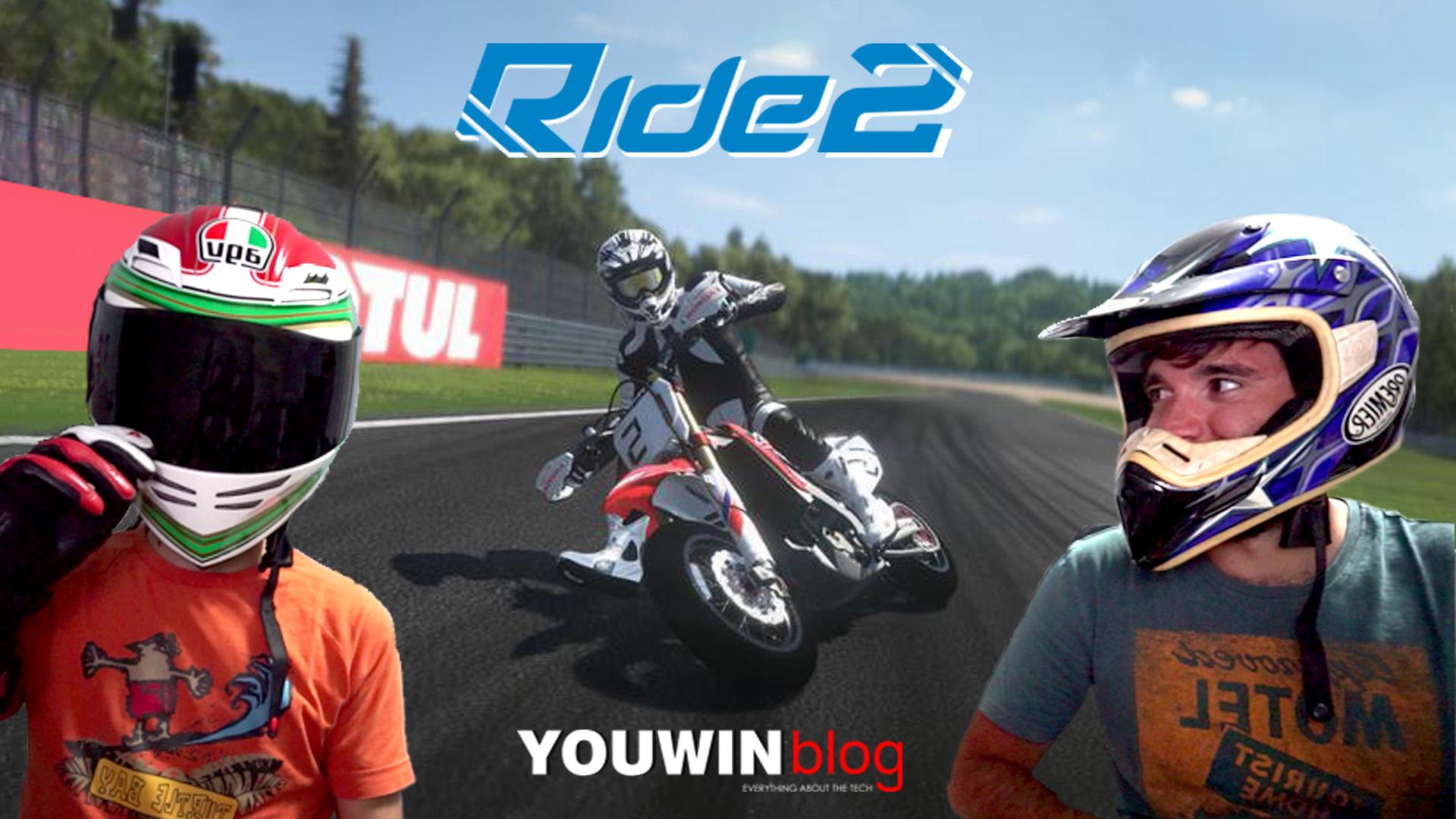Ride 2 supermotard – Gameplay
