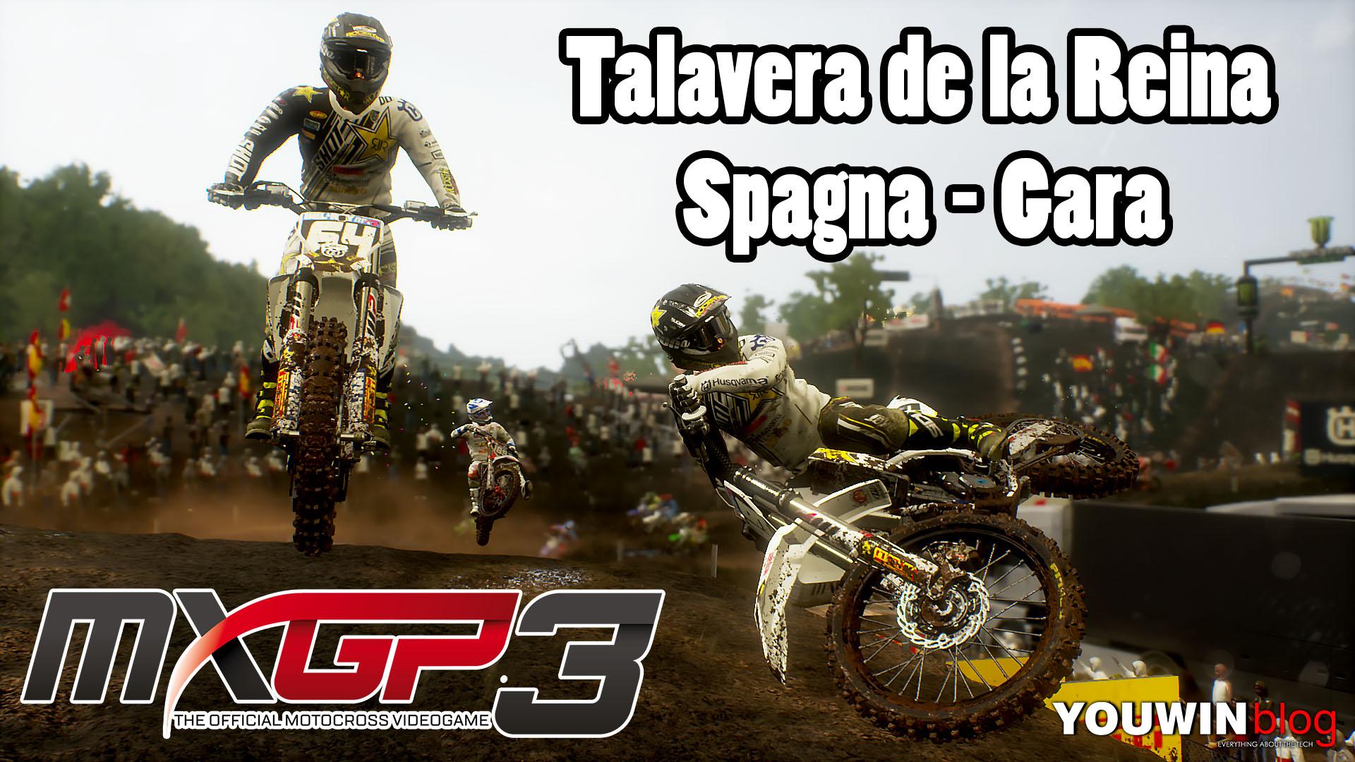 MXGP3 Gara @ Circuito Cerro Negro
