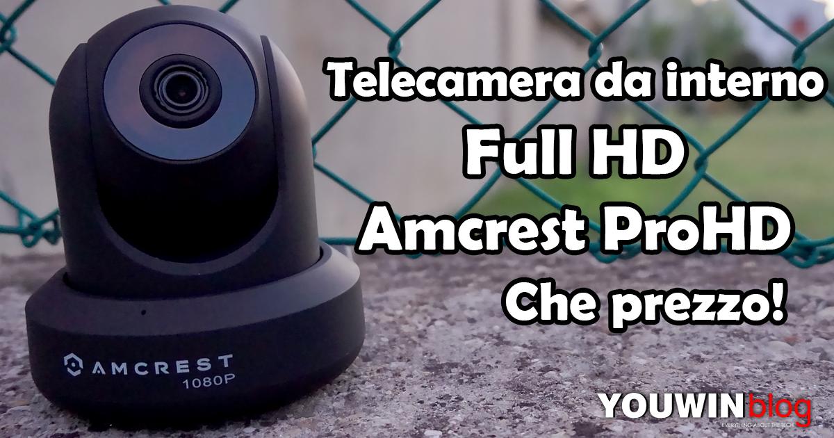 Telecamera Amcrest ProHD IP2M-841