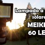 Lampada solare MEIKEE a 60 LED