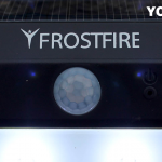 Luce da esterno a 4 LED Frostfire