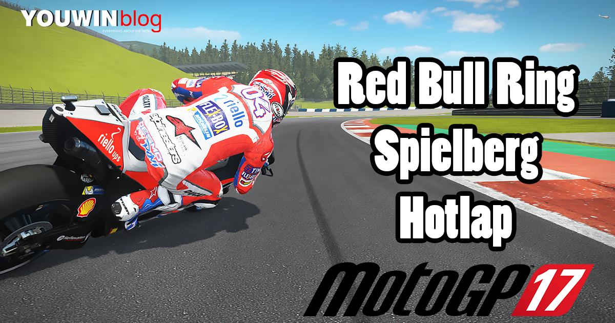 MotoGP 17 Hotlap DesmoDovi @ Spielberg