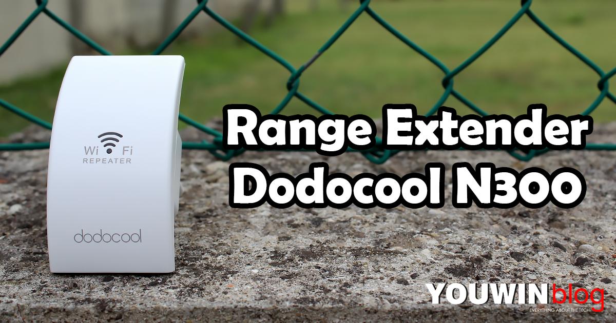 Range Extender Dodocool N300 | Youwin Blog