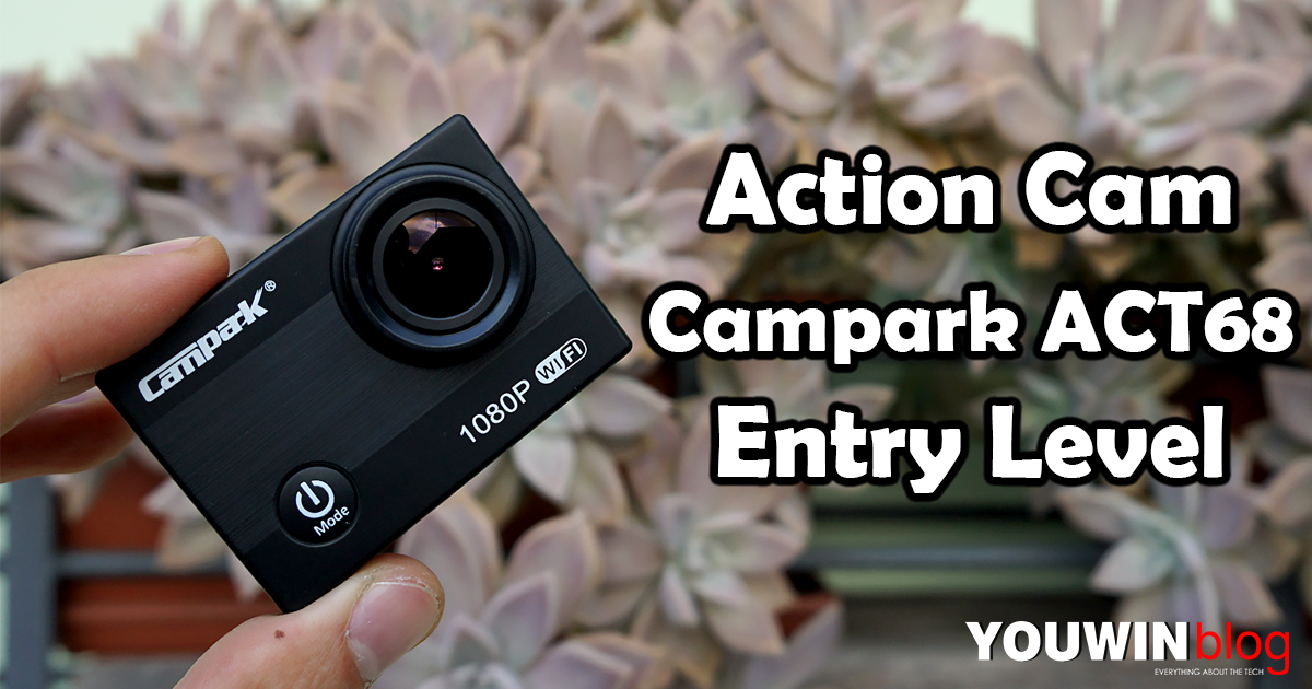 Action Cam Campark ACT68
