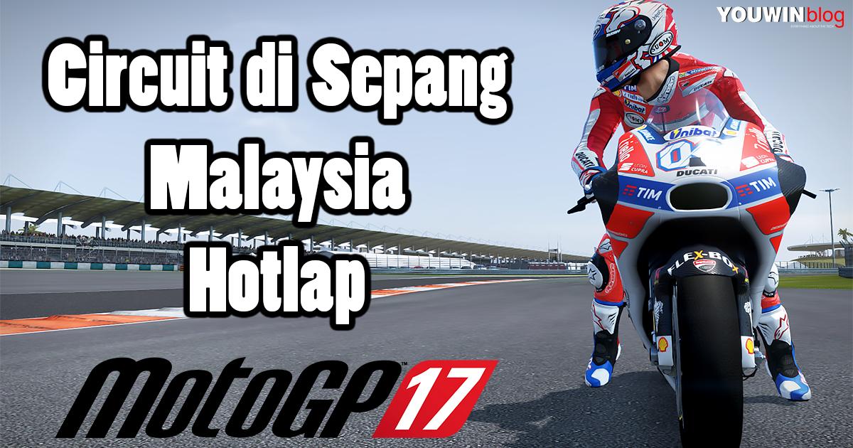 MotoGP 17 Hotlap Desmosedici GP @ Sepang