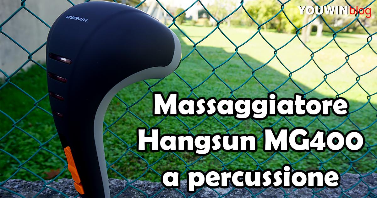 Massaggiatore Hangsun MG400