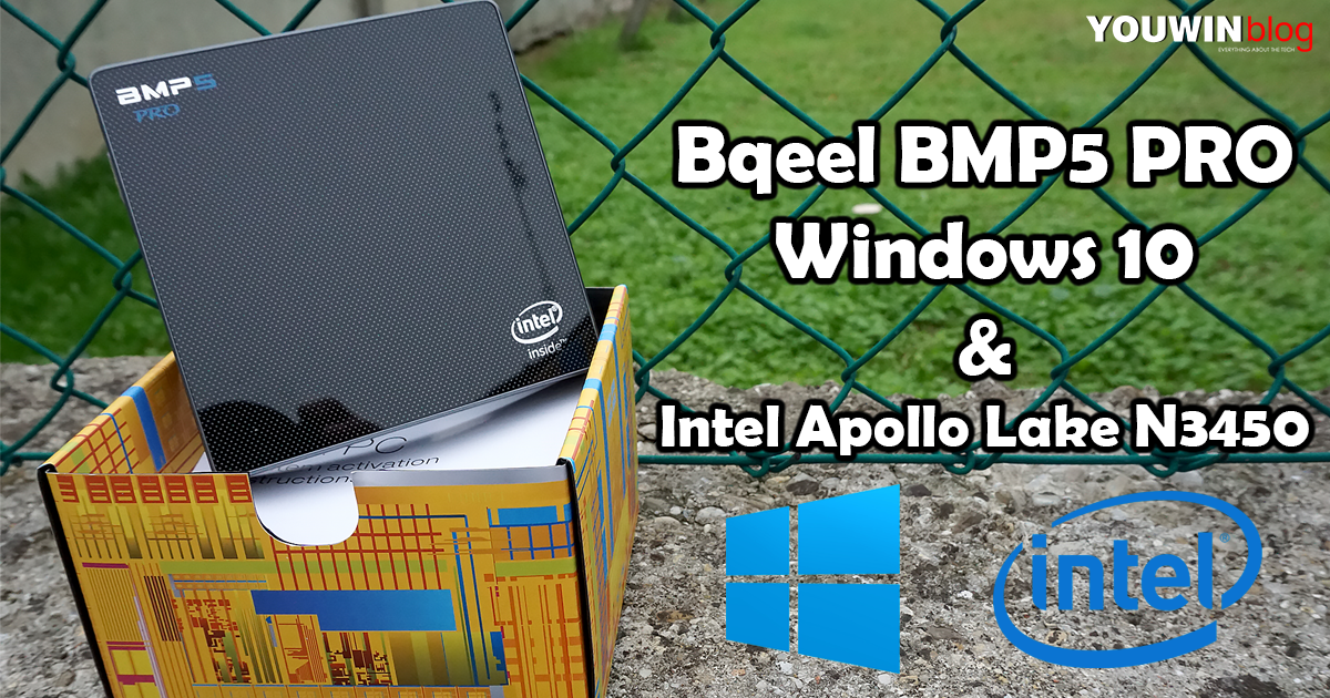 Mini PC Bqeel BMP5 Pro