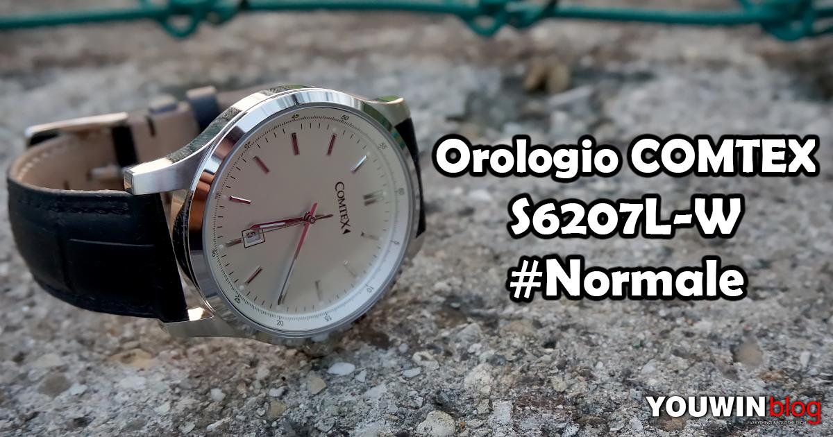 Orologio COMTEX da polso S6207L-W
