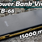 Power Bank Vivis VTB-68 da 15000mAh
