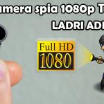 Mini telecamera spia Tangmi