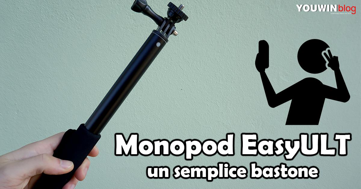 Monopod EasyULT universale