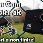Action Cam Fitfort 4K