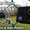 Action Cam Fitfort 4K
