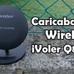 Carica wireless iVoler Q8-10W
