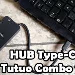 HUB Type-C Tutuo Combo 17
