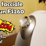 Sauna facciale Hangsun FS260