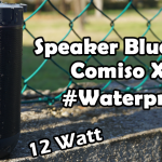 Speaker Bluetooth Comiso X26