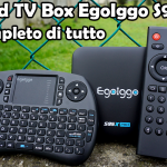 Android TV Box EgoIggo S95X Pro
