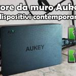 Caricatore Aukey 6 USB - PA-U46