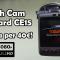 Dash cam Toguard CE15