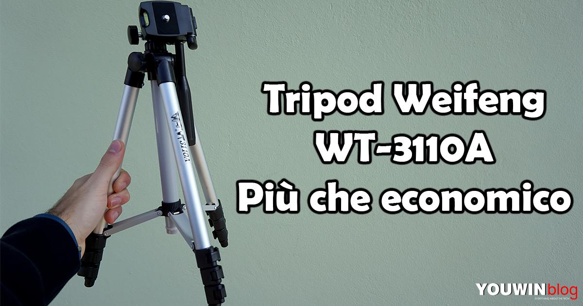 Tripod Weifeng WT-3110A