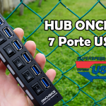 HUB Onchoice 7 porte USB