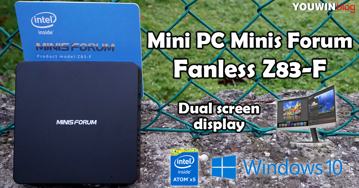 Mini PC Minis Forum Z83-F