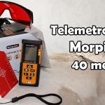 Misuratore Laser Morpilot HM40
