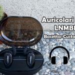Auricolari Bluetooth LNMBBS T110