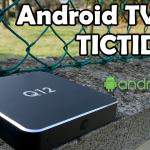 Android TV Box TICTID Q12