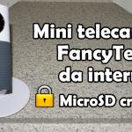 IP Camera FancyTech 720p