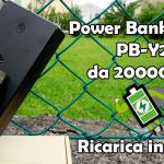 Power Bank Aukey PB-Y20