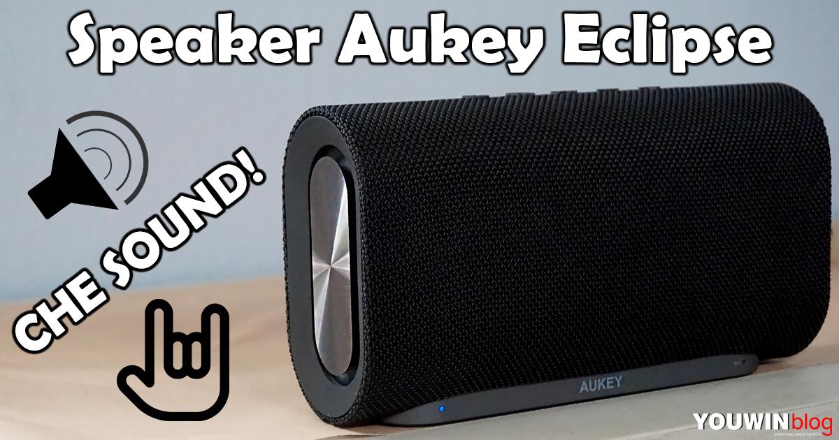 Speaker Aukey Eclipse SK-M30