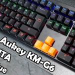 Tastiera Meccanica Aukey KM-G6