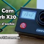 Action Cam Campark X20